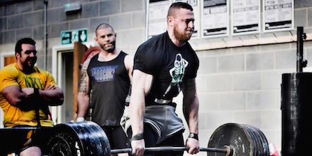 dan cave junior strongest man 2013