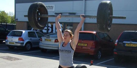 joanne simpson perfect your nutrition strength athlete spartan performance
